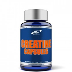 Creatina Capsules 500mg 150 caps