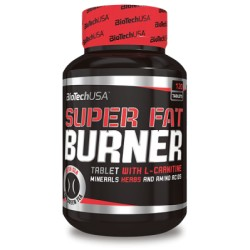 Super Fat Burner 120 tablete