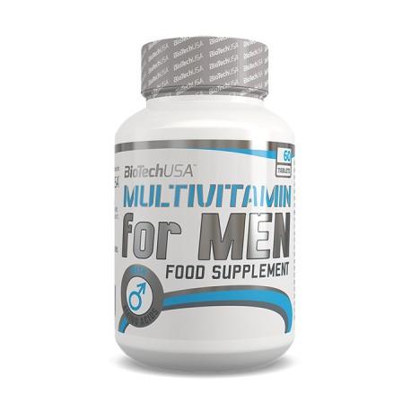 Multivitamin for Men 60 tablete