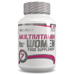Multivitamin for Women 60 tablete