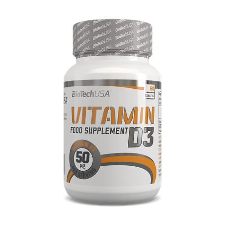 Vitamin D3 60 tablete