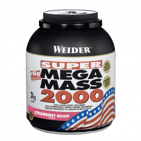 Super Mega Mass 2000 3 kg
